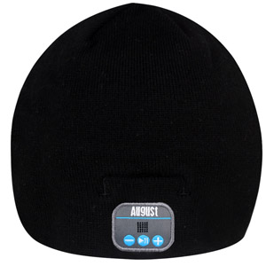 Bluetooth Hat - Black