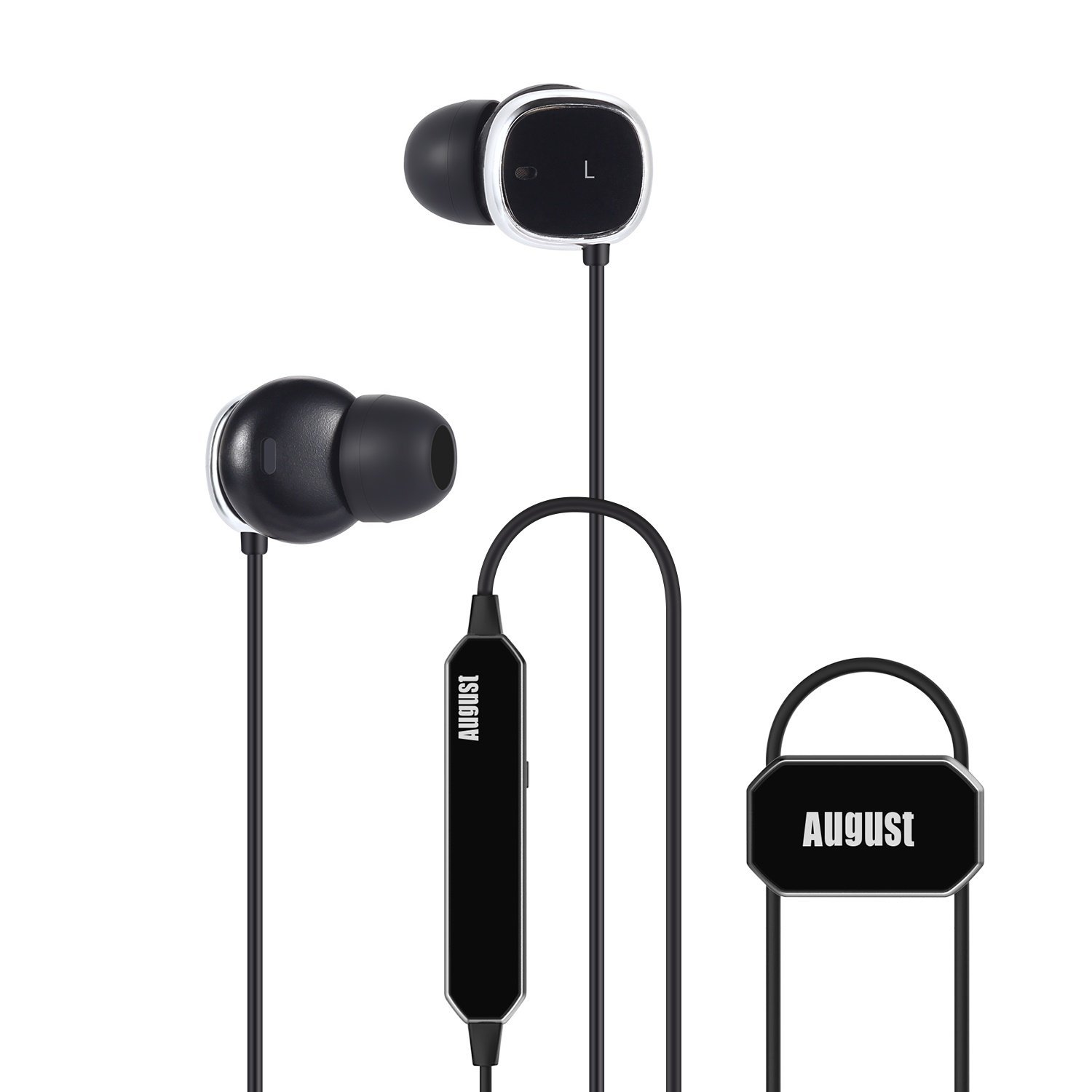 Active Noise Cancelling Bluetooth Wireless In Ear Headphones, With ANC
