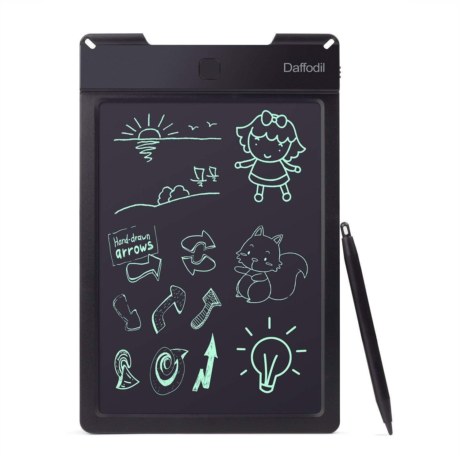 LCD Writing Tablet - Daffodil WT100 - 9 inch Digital Graphics Board with Pencil