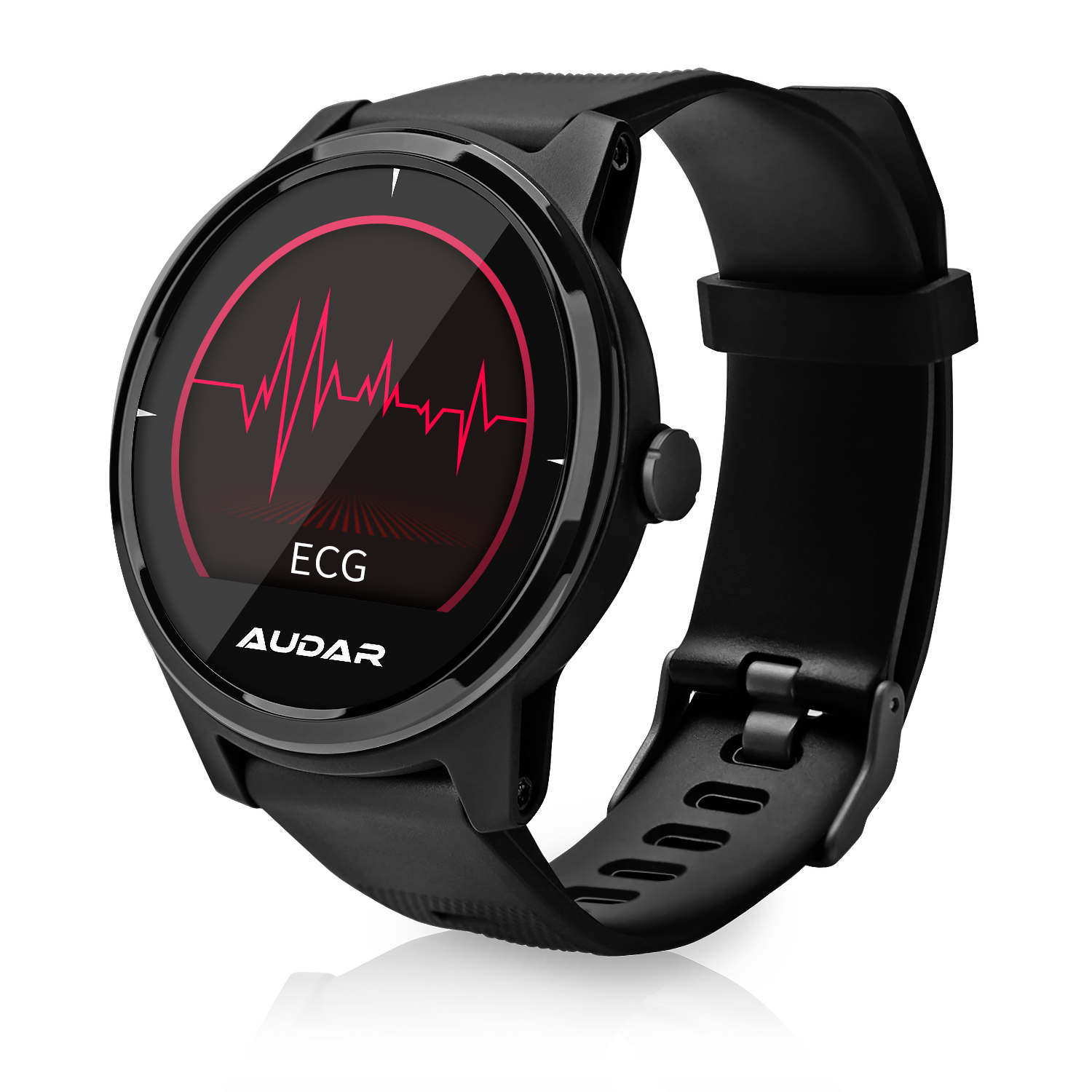 Smart Watch - E1 - Heart Rate and Blood Pressure Monitor