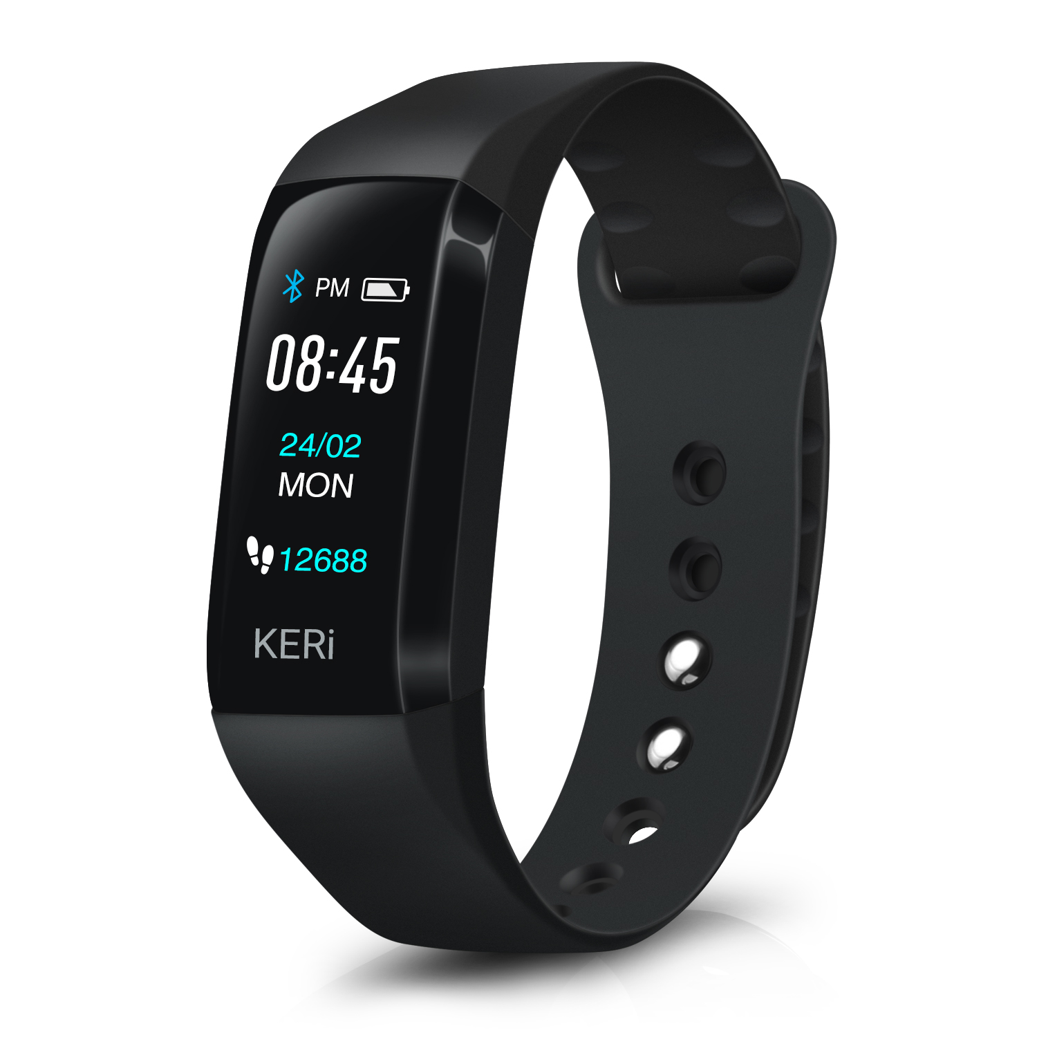 August Activity Tracker - KERi - Smart Health Wristband