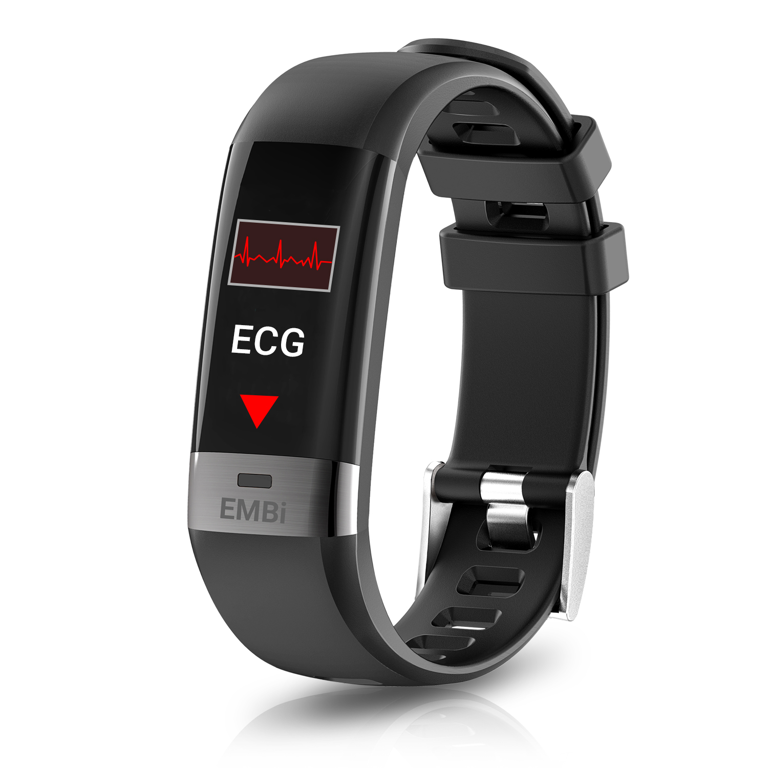 Smart Wristband - EMBi - App Enabled Smart Health Wristband